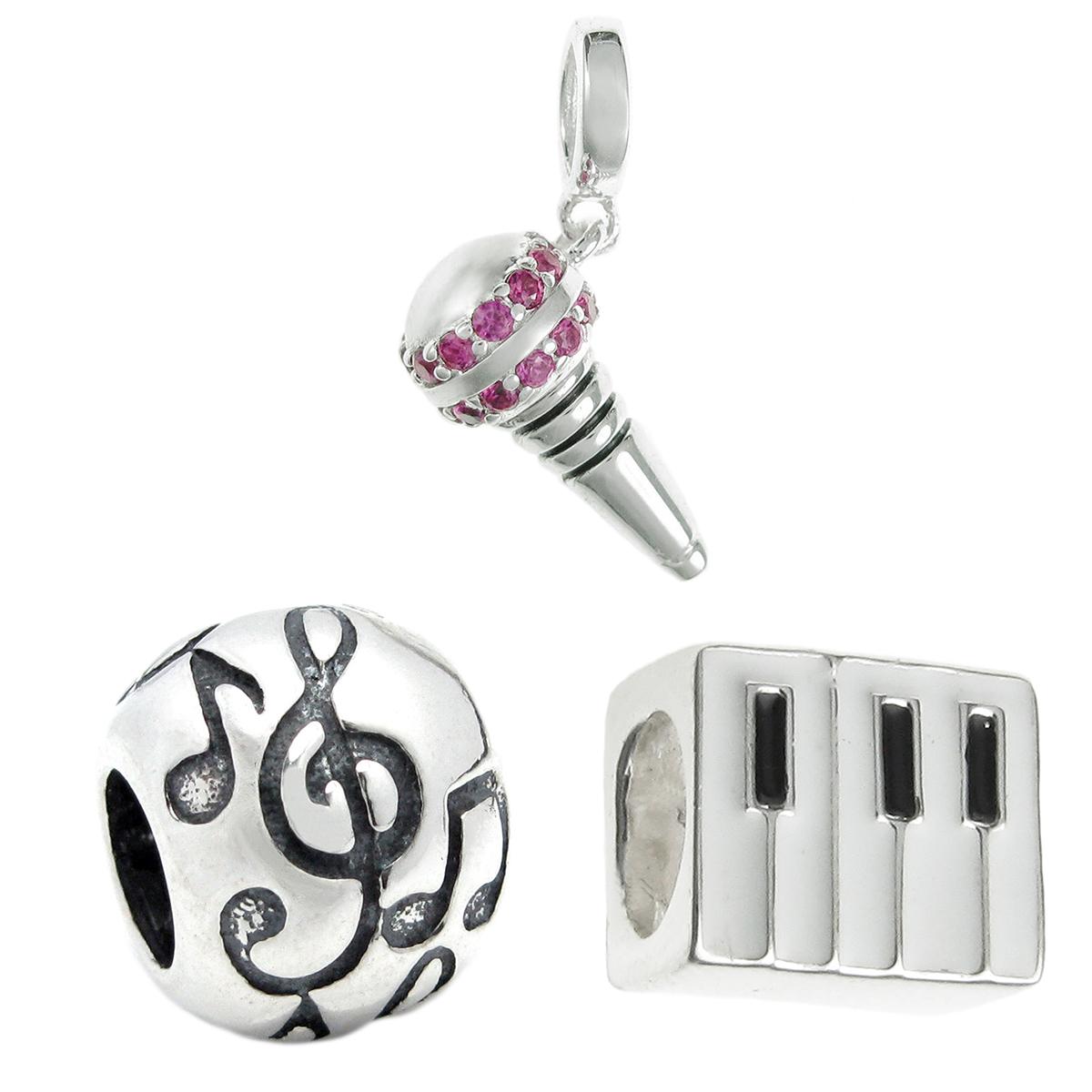 pandora music note dangle charm