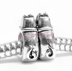 925 Sterling Silver Two Cats Back Together Forever Charm Pandora Troll Biagi Chamilia